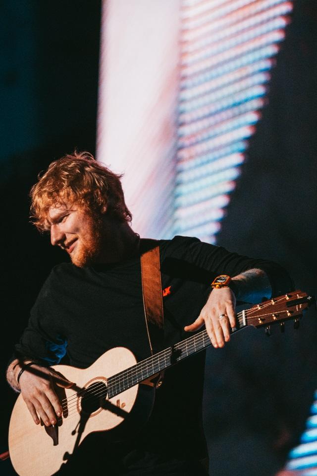 Thank You Ed Sheeran Fans – New record set for New Zealand Concert Stadium Attendance
