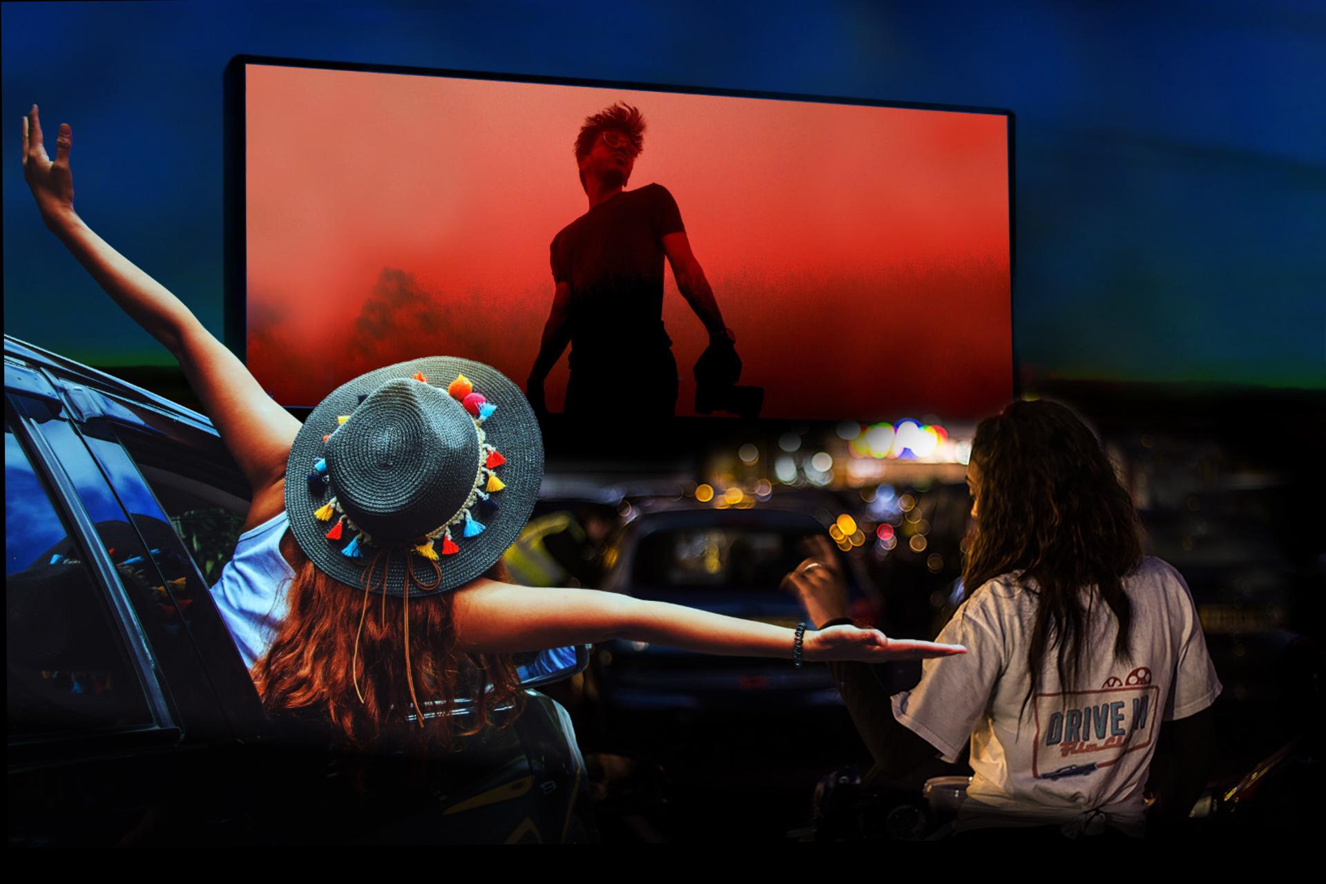 Cinema at the Stadia