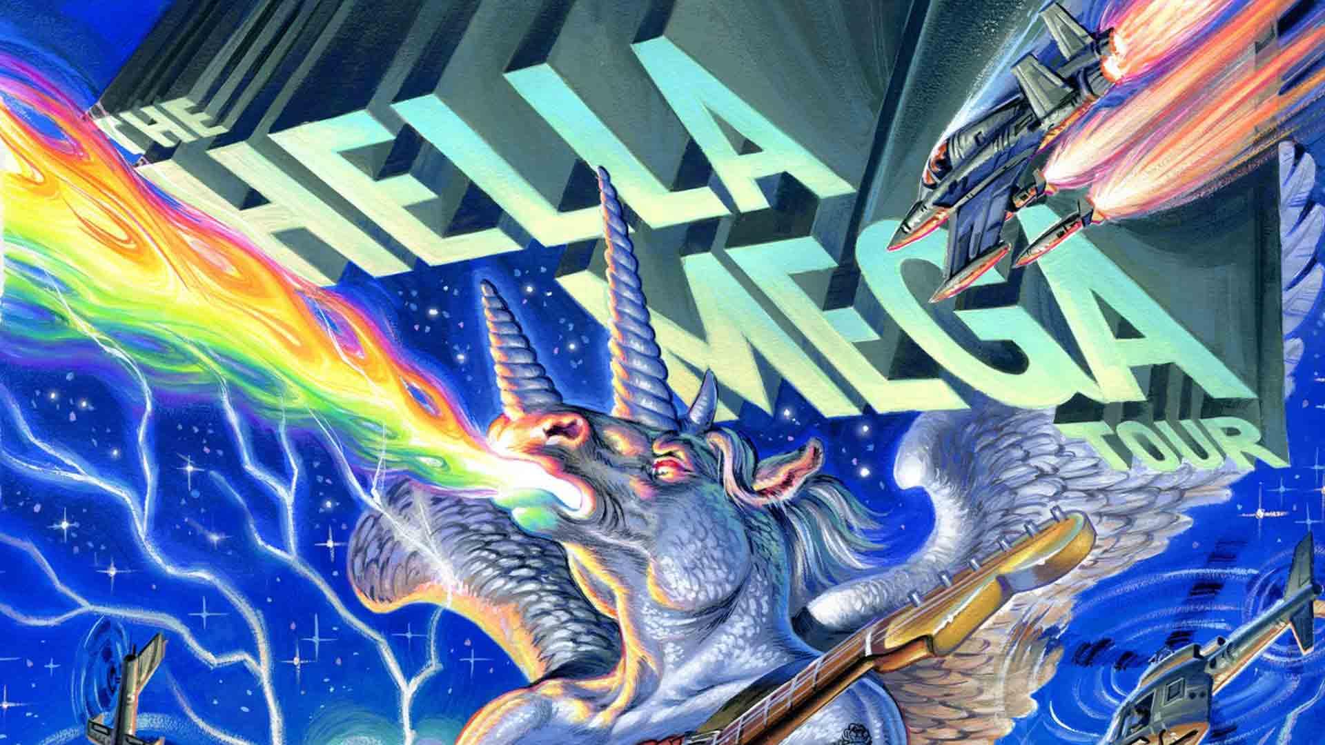 Hella Mega Tour:  NZ and AU Concerts No Longer Going Ahead