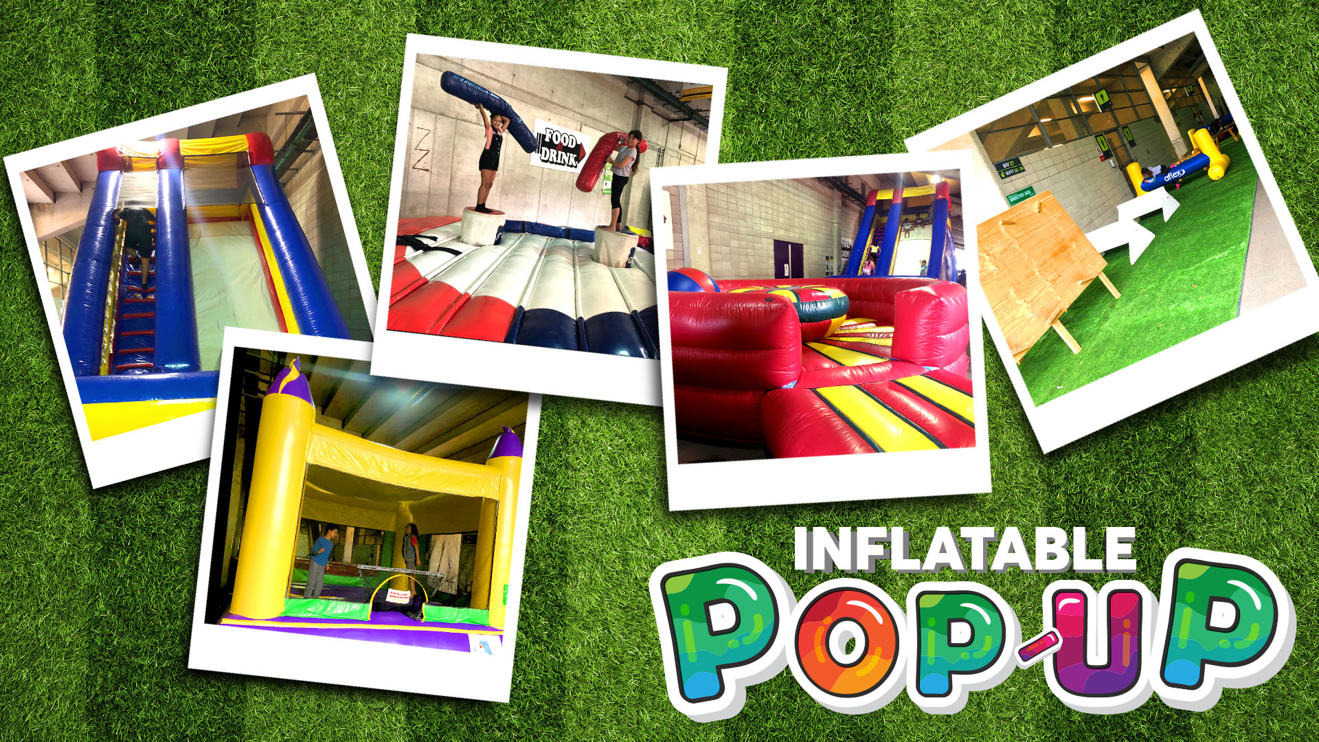 Inflatable Pop-Up