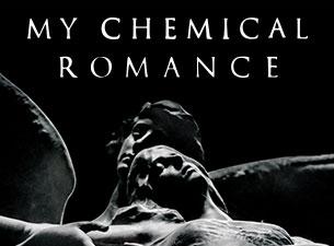 My Chemical Romance concert postponed