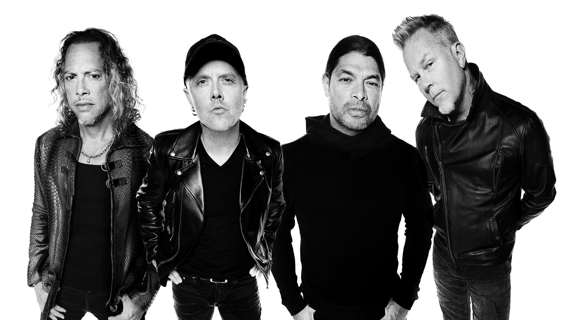 Metallica concerts postponed
