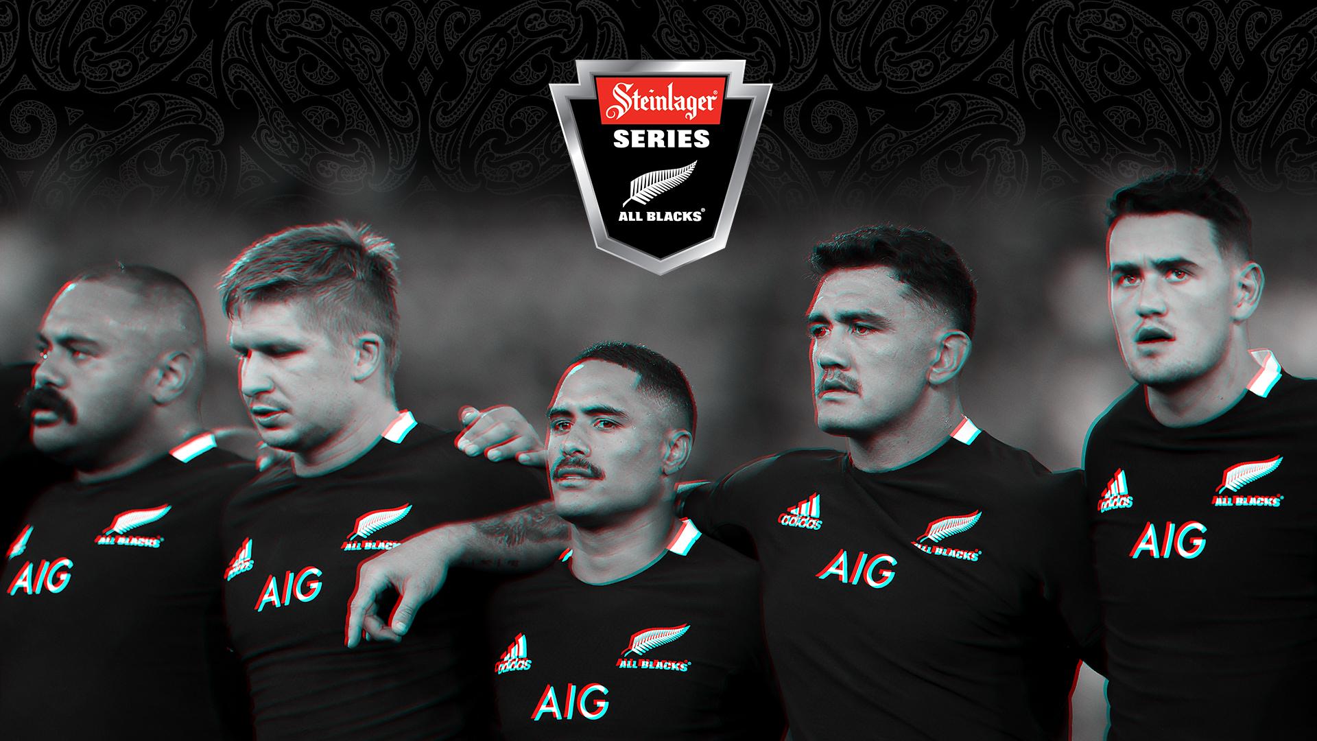 2021 Steinlager Series Double Header - All Blacks v Tonga