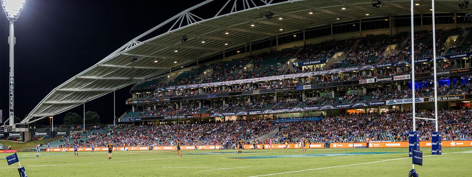 Major Sports Back Auckland Stadium Strategy
