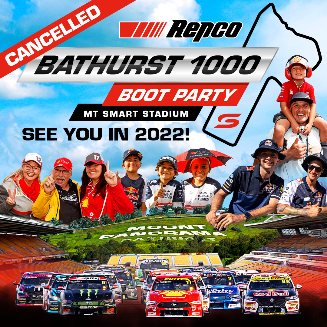 Repco Bathurst 1000 Boot Party