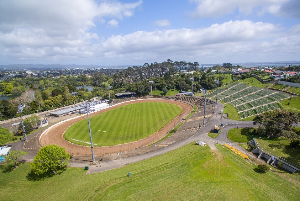 Relocation of Speedway from Western Springs Stadium